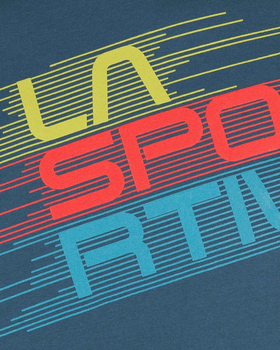 T-Shirt LA SPORTIVA STRIPE EVO M S5198458 scatto 2