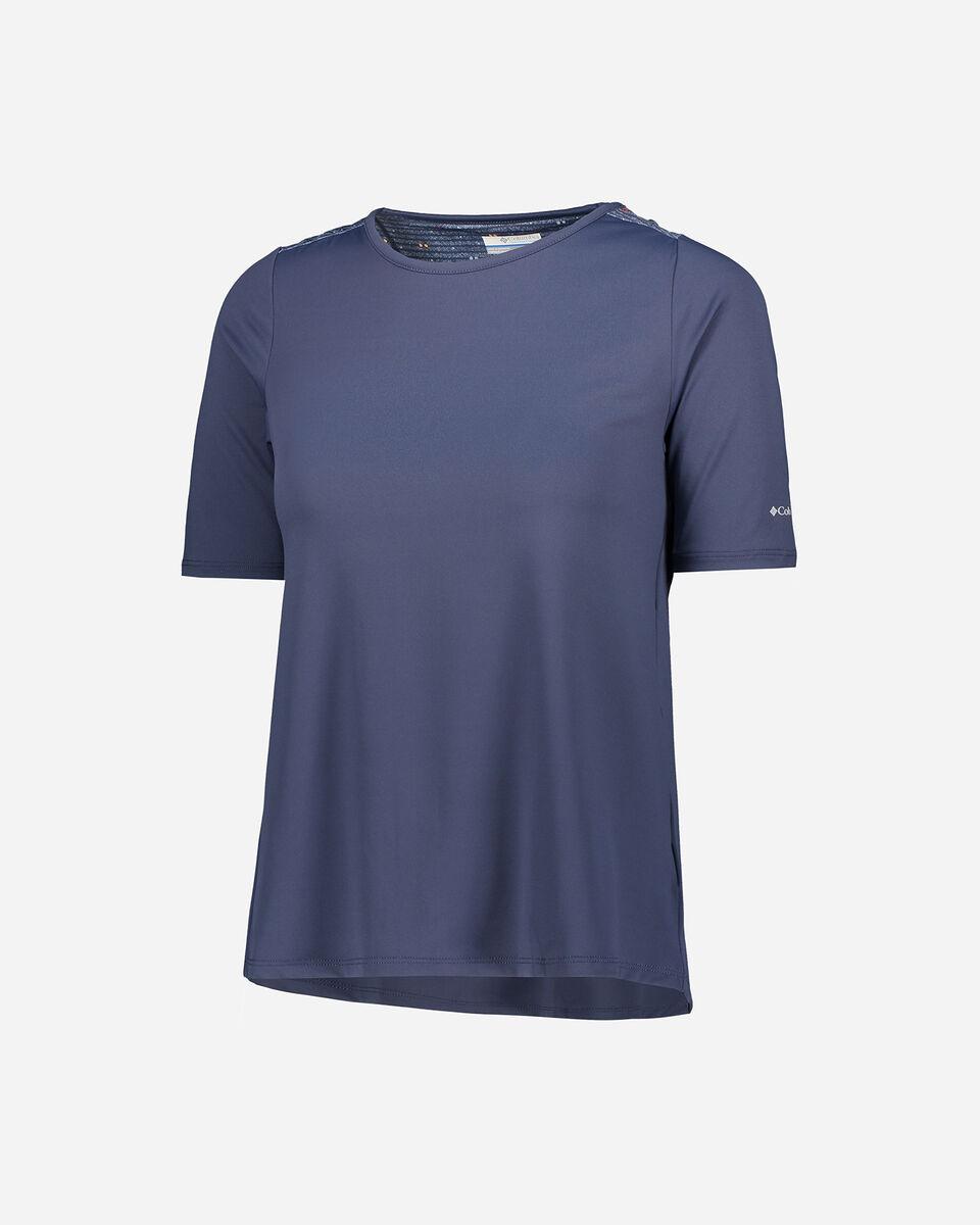 T-Shirt COLUMBIA CHILL RIVER W S5174997 scatto 0