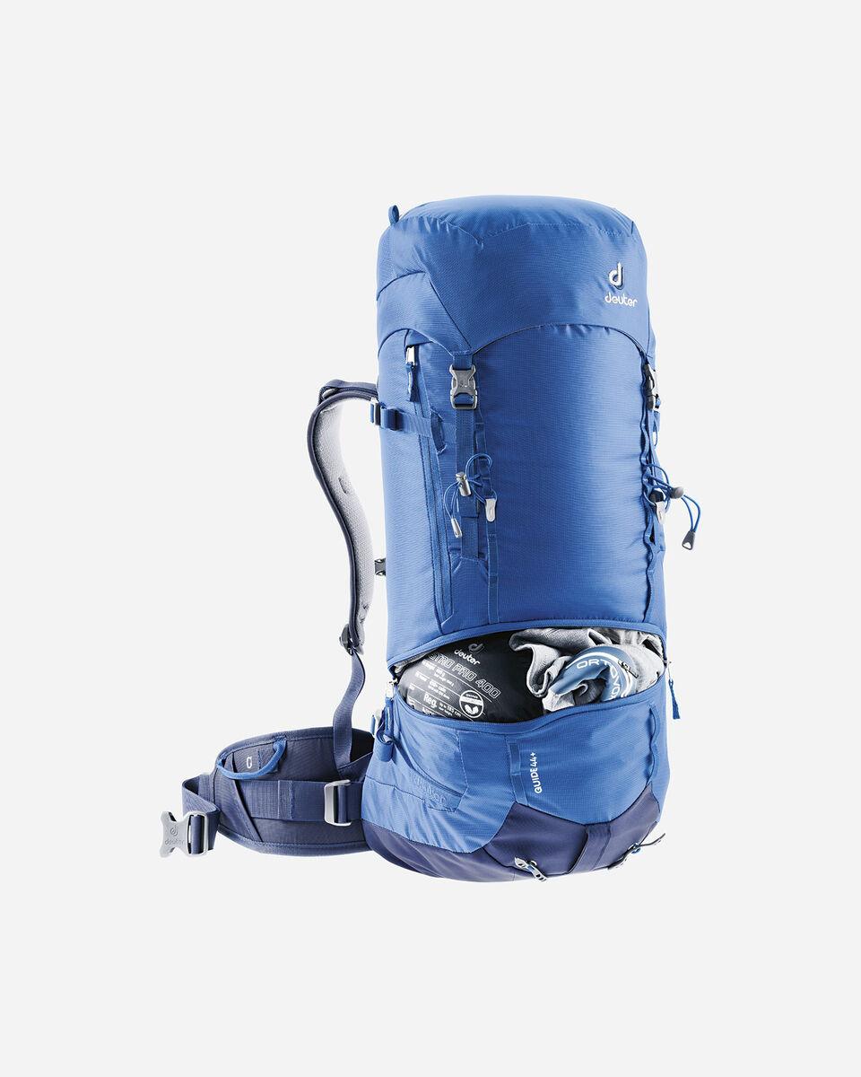 Zaino alpinismo DEUTER GUIDE 44+ S4077423 1316 UNI scatto 1
