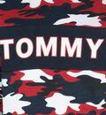 Felpa TOMMY HILFIGER CAMOU JR
