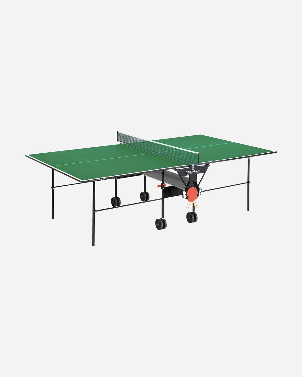 Tavolo ping pong GARLANDO TRAINING INDOOR S1179975|1|UNI scatto 0