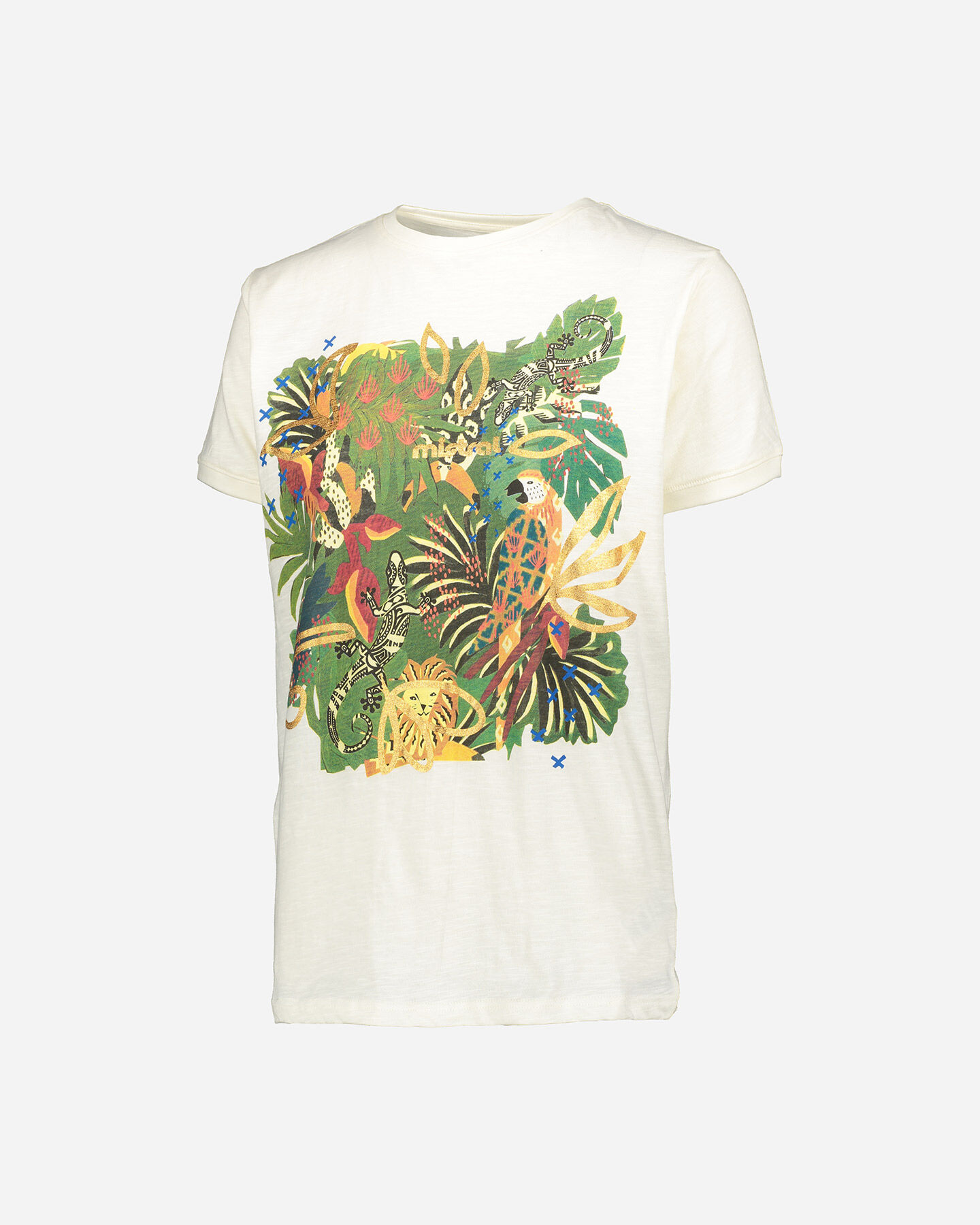 T-Shirt MISTRAL PRINT W S4087793 scatto 0