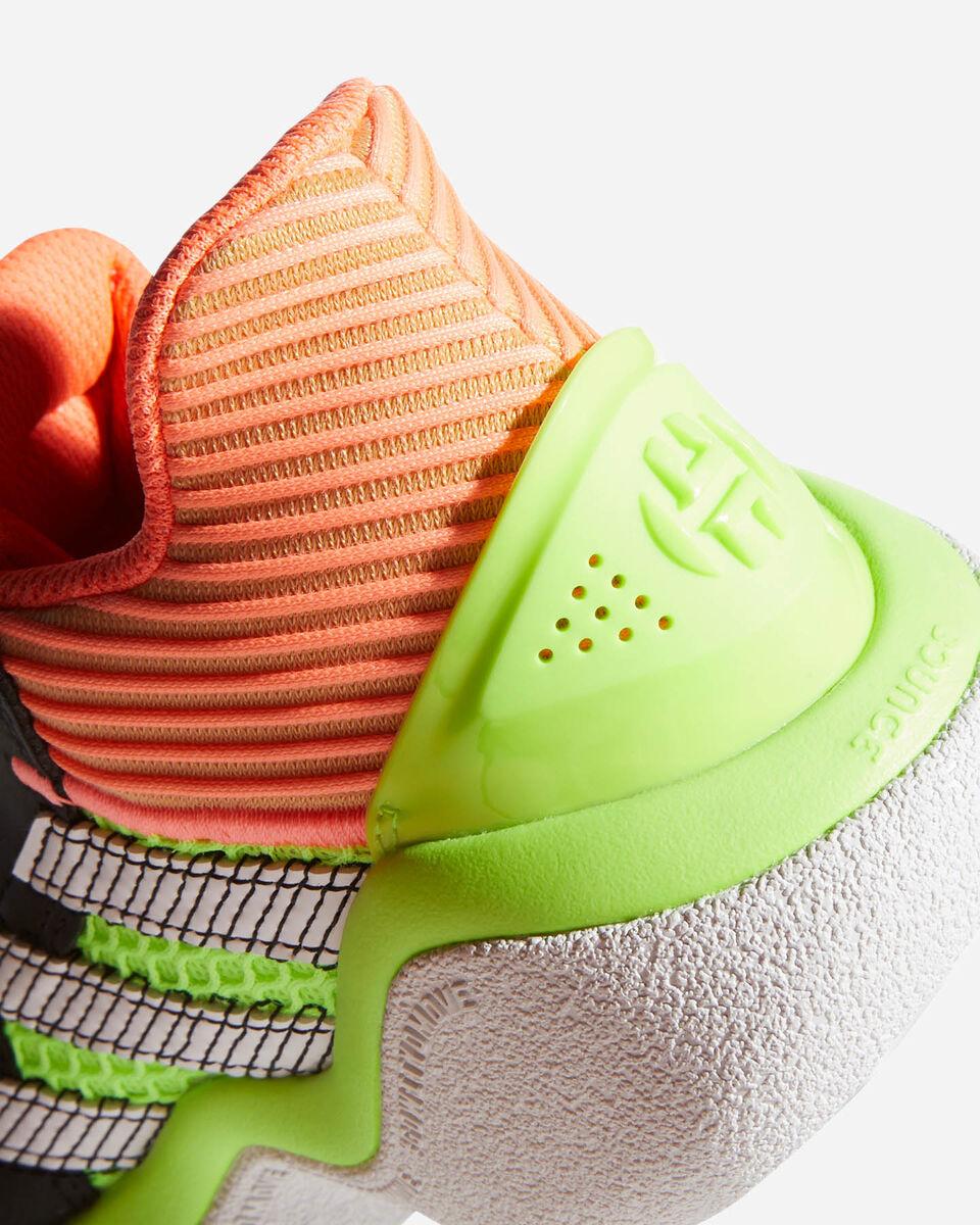 Scarpe basket ADIDAS HARDEN STEPBACK JR S5153319 scatto 3