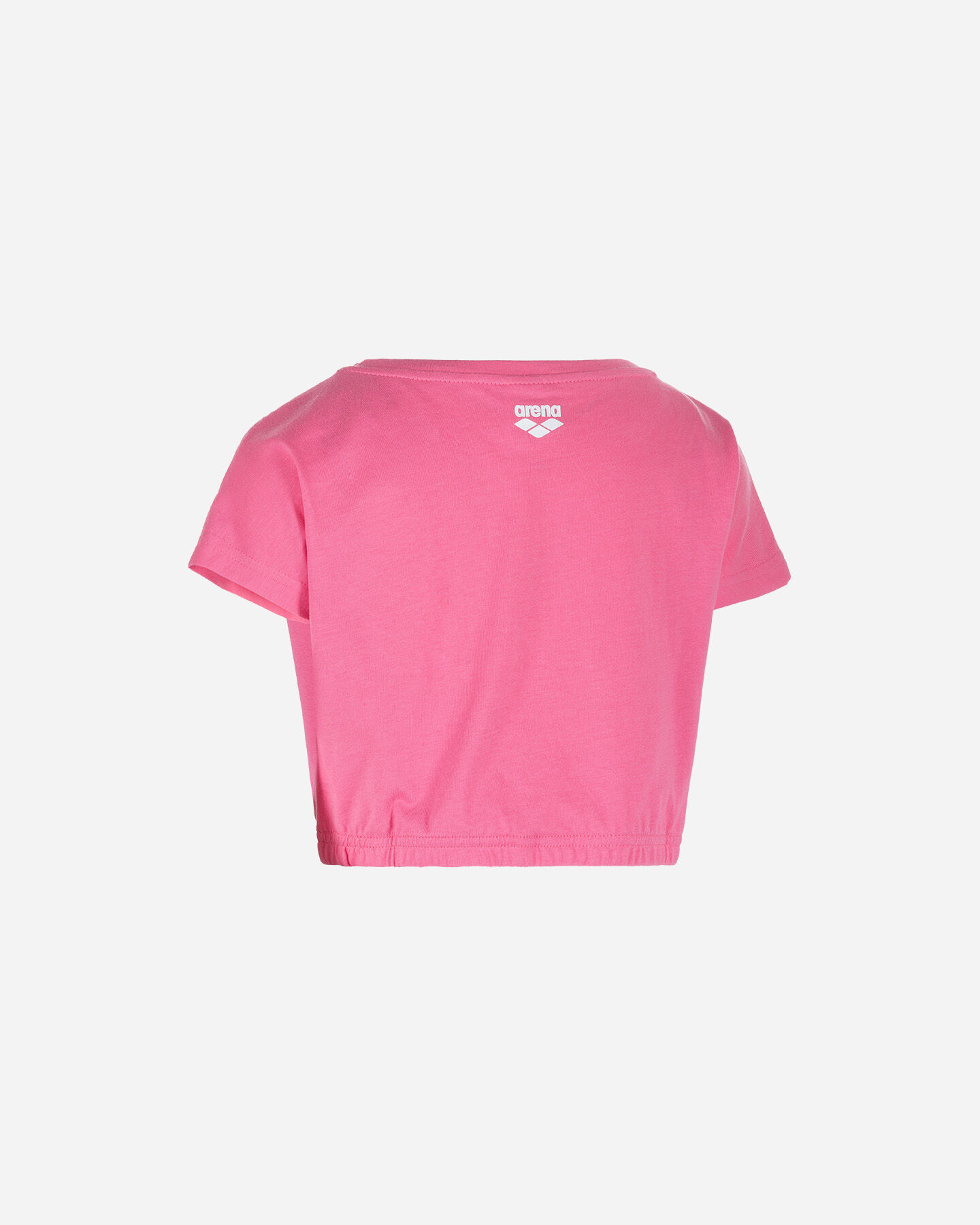 T-Shirt ARENA CROP LOGO JR S4075139 scatto 1