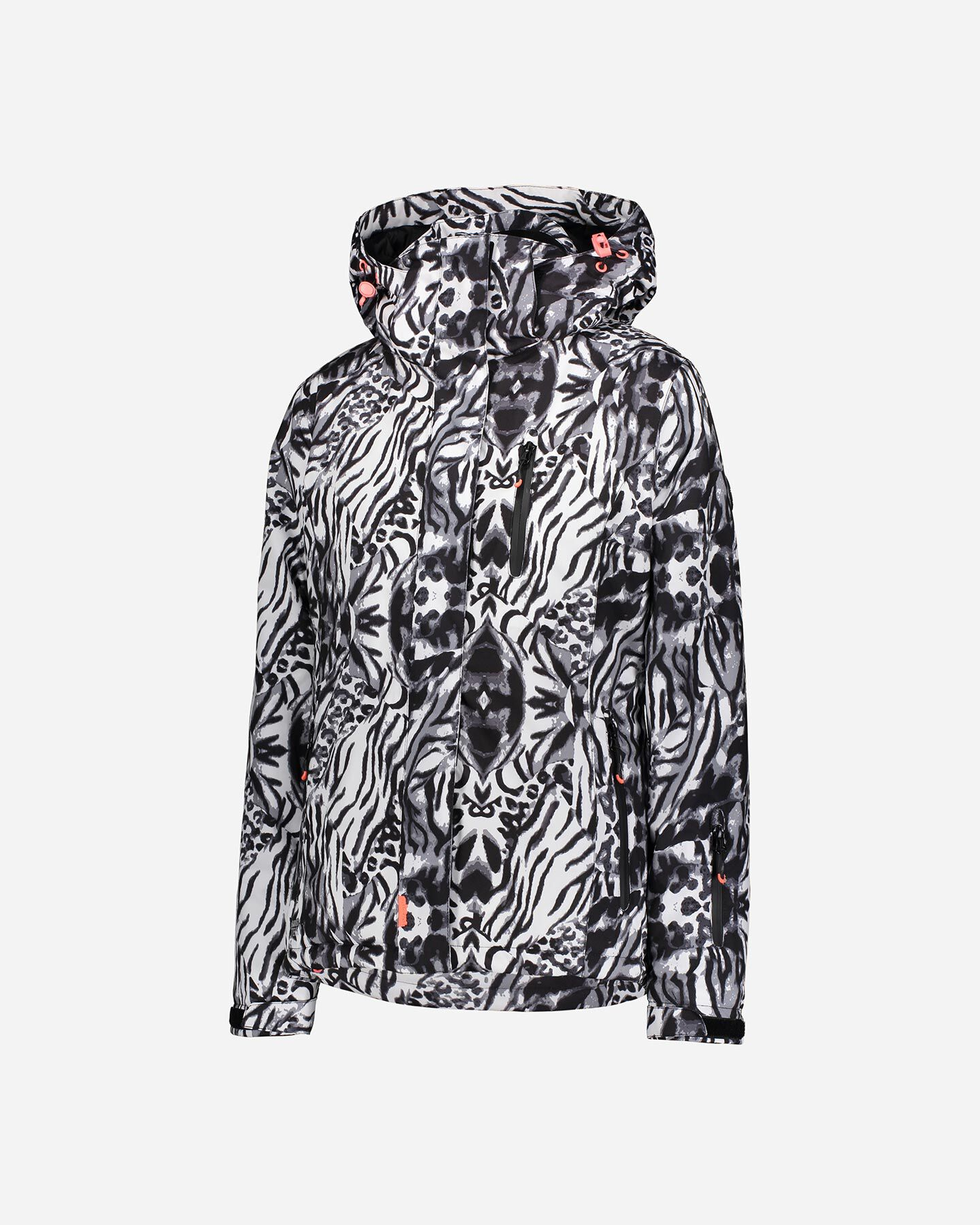 Giacca snow MISTRAL DETACH HOODIE W S4053258 scatto 0