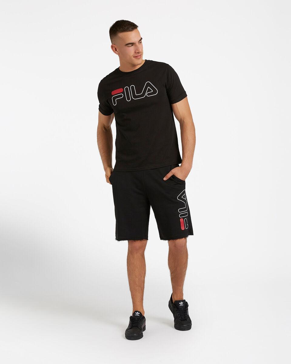 T-Shirt FILA BIG LOGO M S4067076 scatto 1