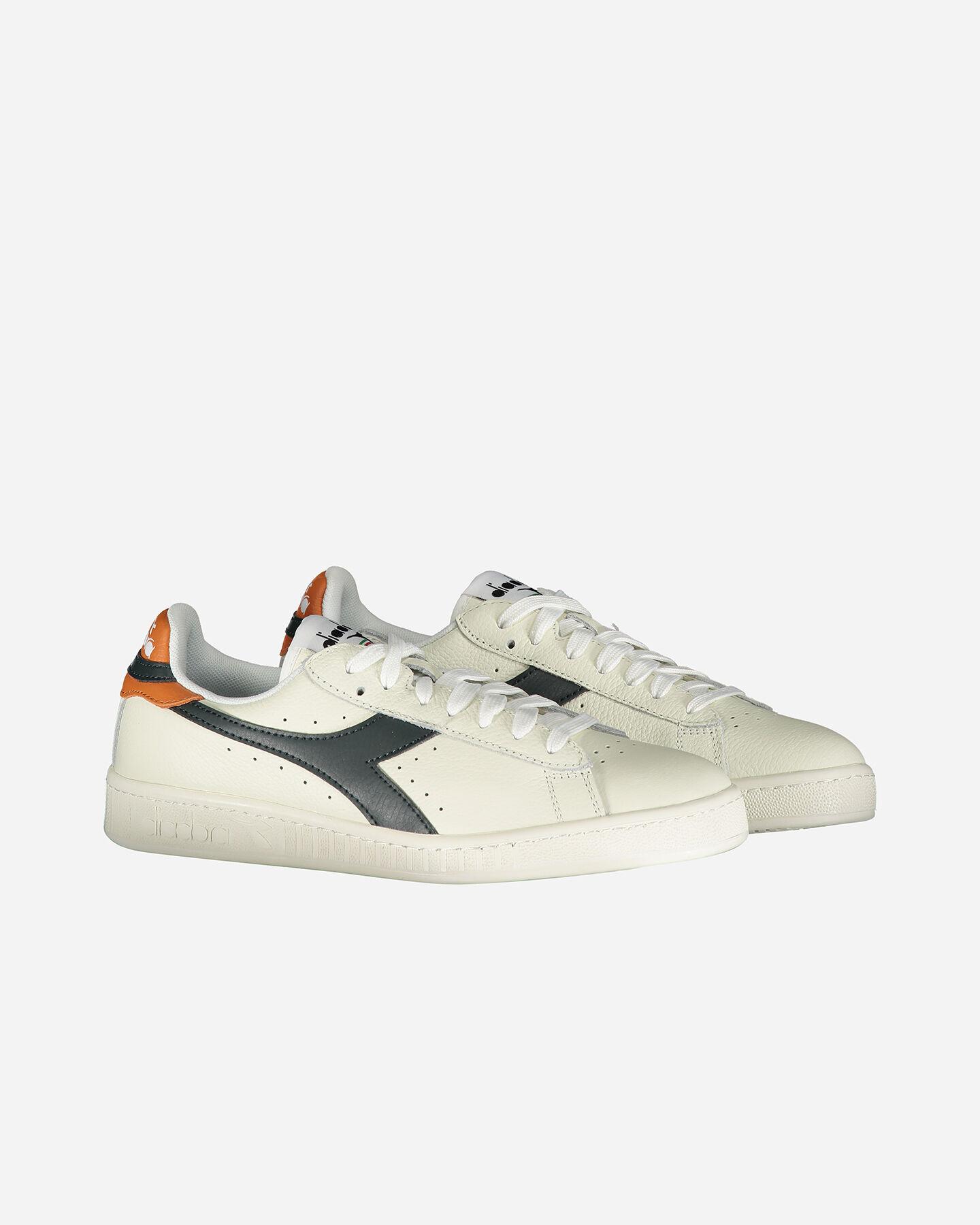 Scarpe sneakers DIADORA GAME L LOW M S5226801 scatto 1