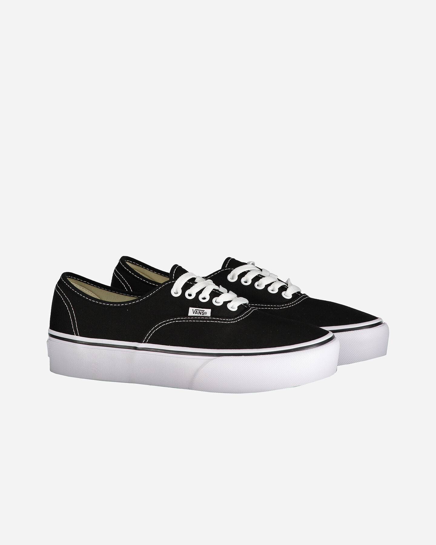 Scarpe sneakers VANS AUTHENTIC PLATFORM 2.0 W S4041283 scatto 1