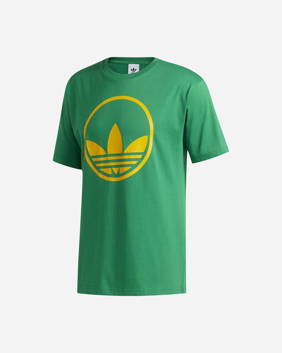T-Shirt ADIDAS BIG LOGO  M S5210117 scatto 0