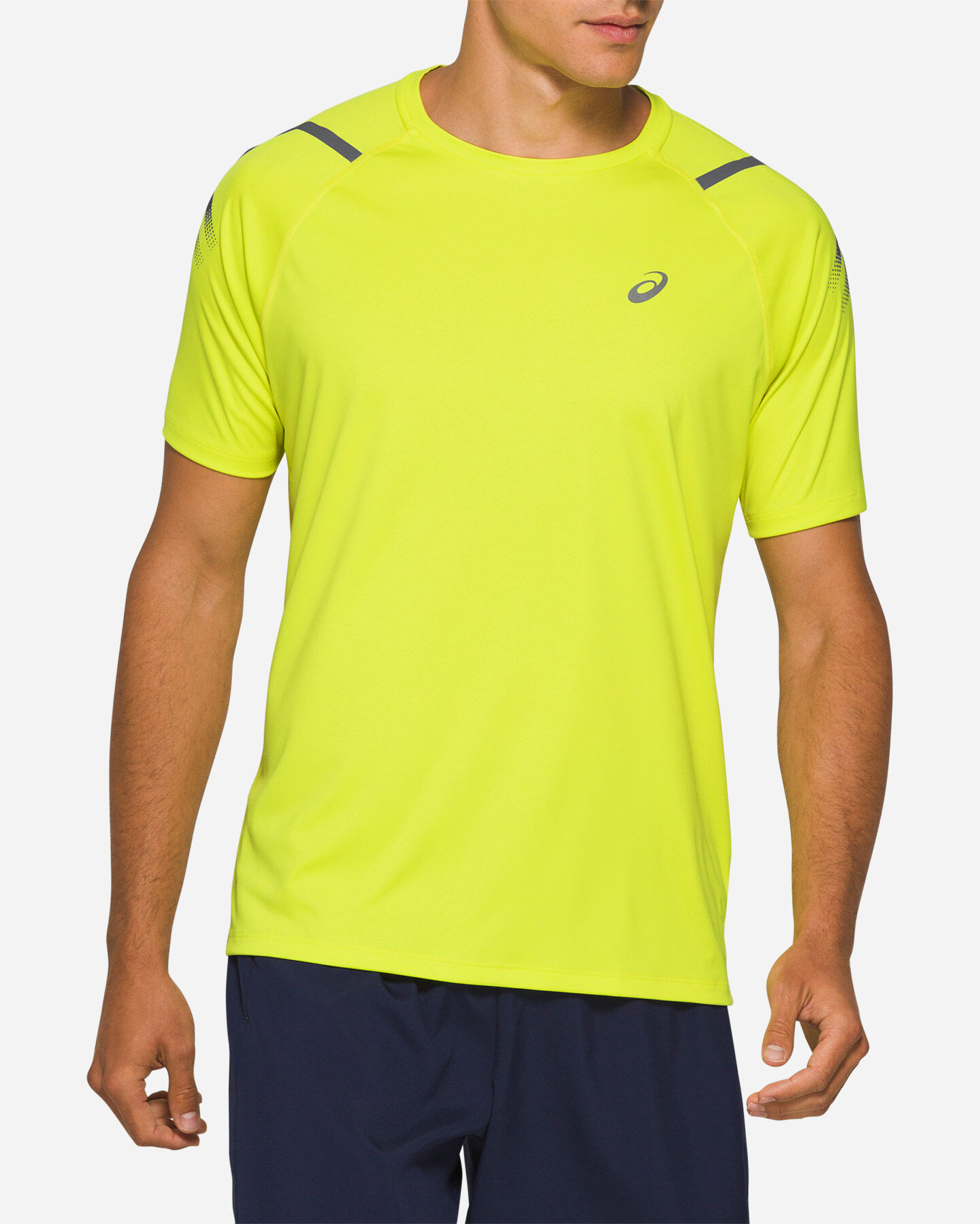 T-Shirt running ASICS ICON M S5286659 scatto 0