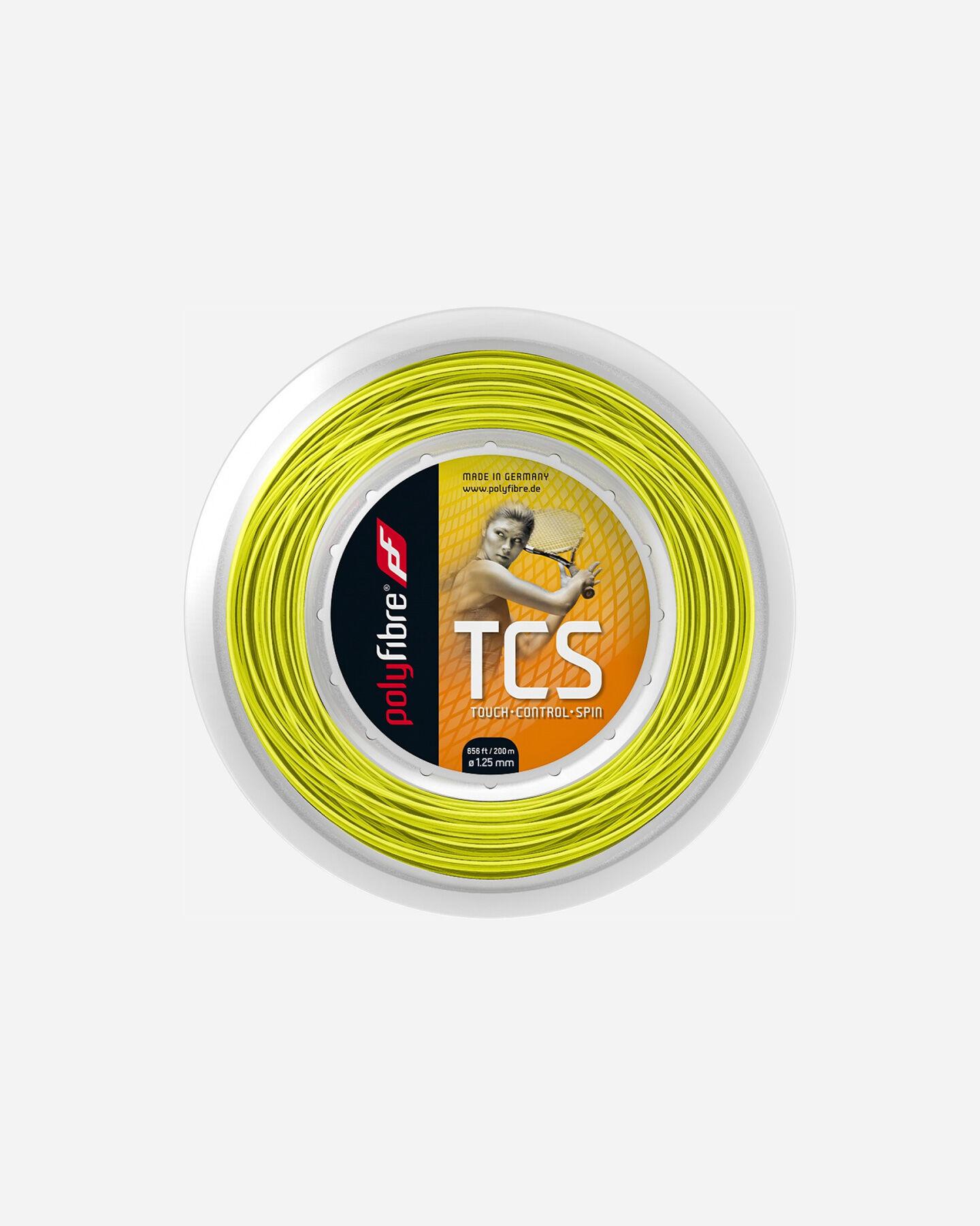 Corde tennis POLYFIBRE TCS 200M S4095909|UNI|UNI scatto 0