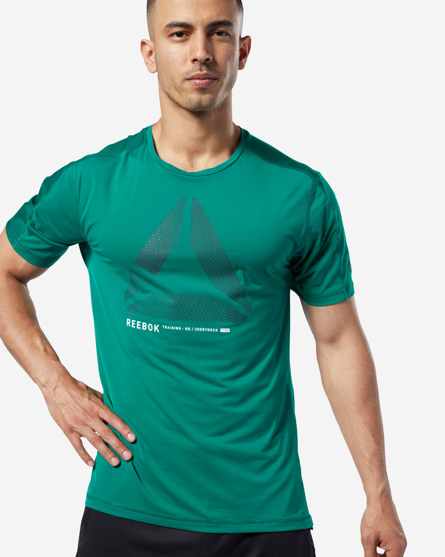 T-Shirt training REEBOK ONE SERIES TRAINING ACTIVCHILL MOVE M S5082234 scatto 2