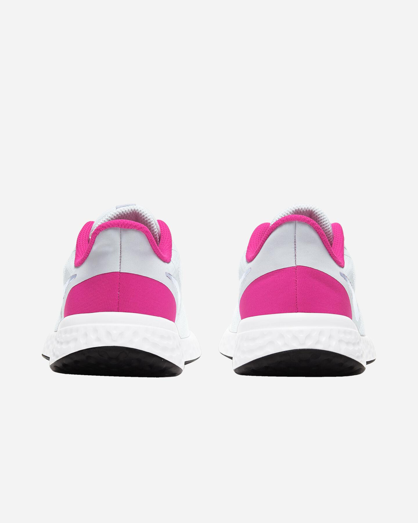 Scarpe sportive NIKE REVOLUTION 5 JR GS S5268026 scatto 4