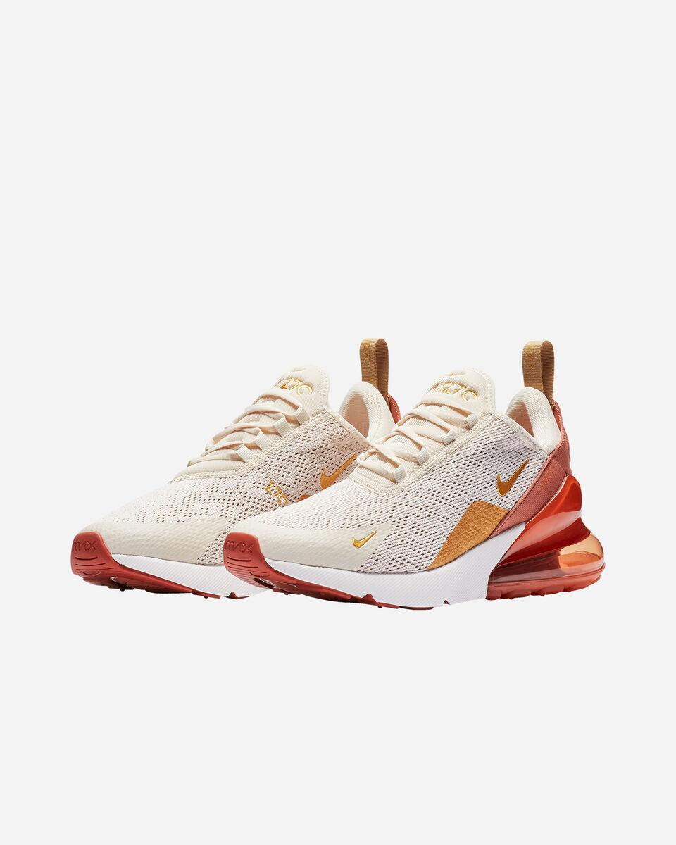 Scarpe sneakers NIKE AIR MAX 270 W S2010489 scatto 1