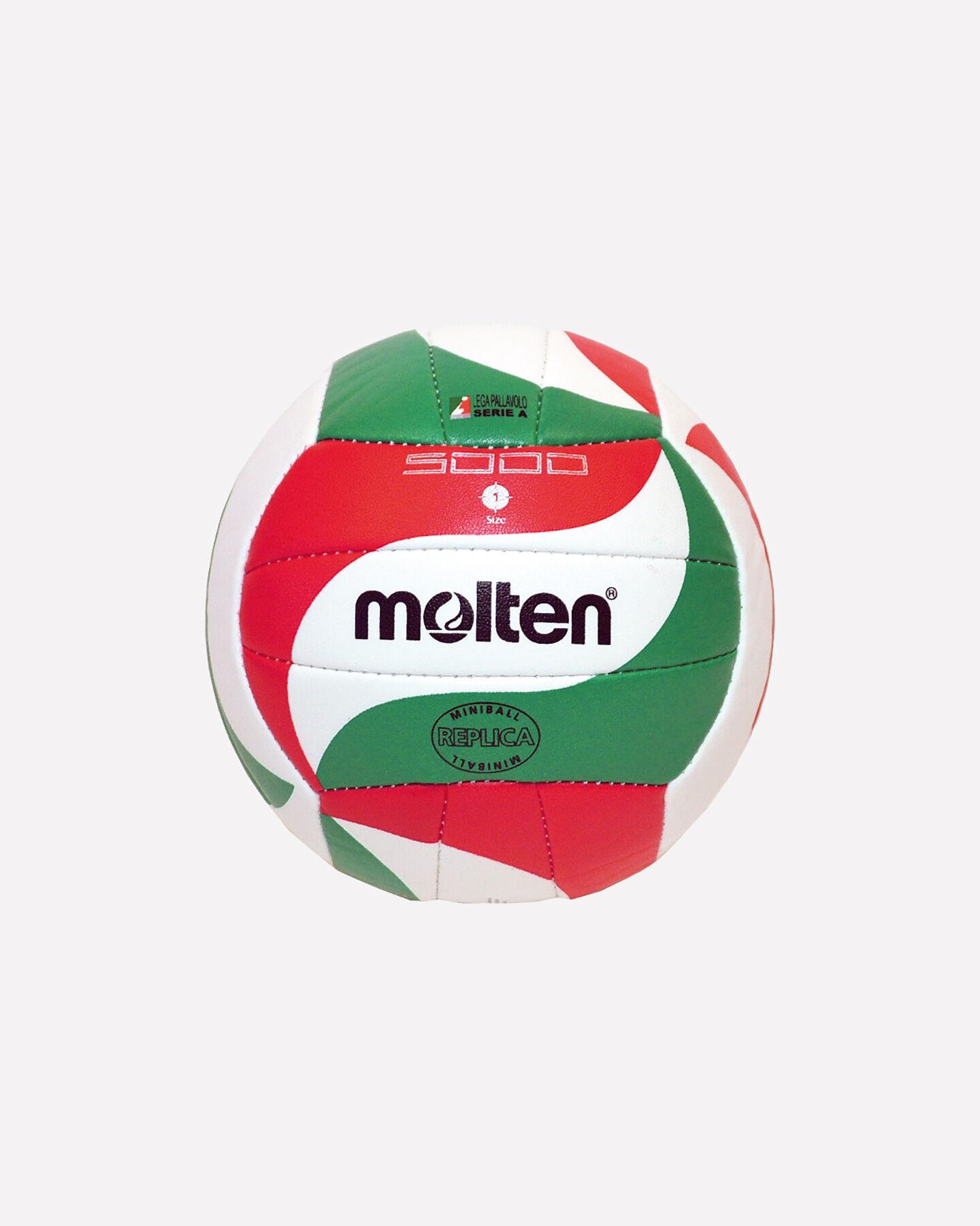 Pallone volley MOLTEN 5000 SOFT TOUCH MIS.1 S0584863|1|UNI scatto 0