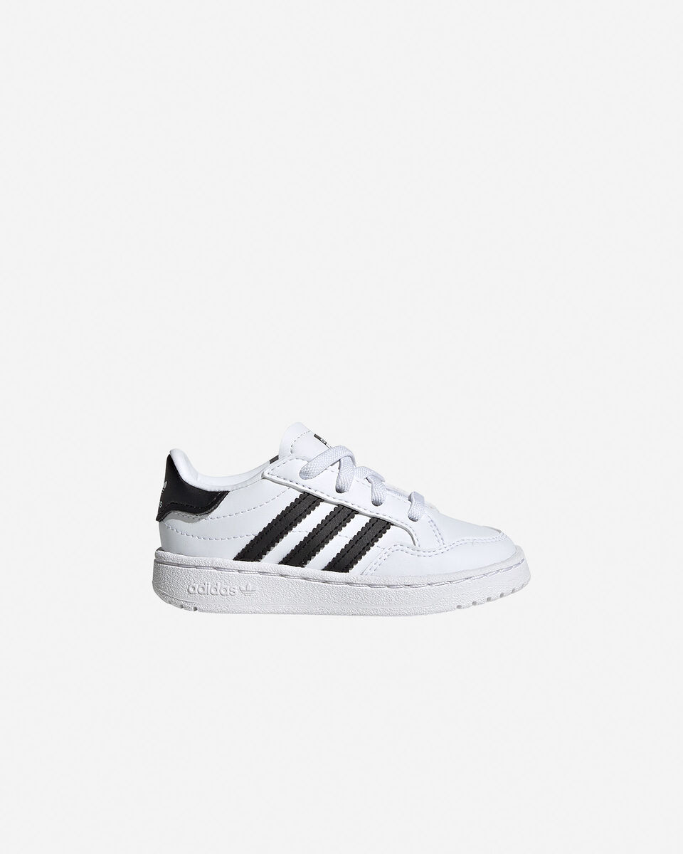 Scarpe sportive ADIDAS TEAM COURT JR INF S5153030 scatto 0