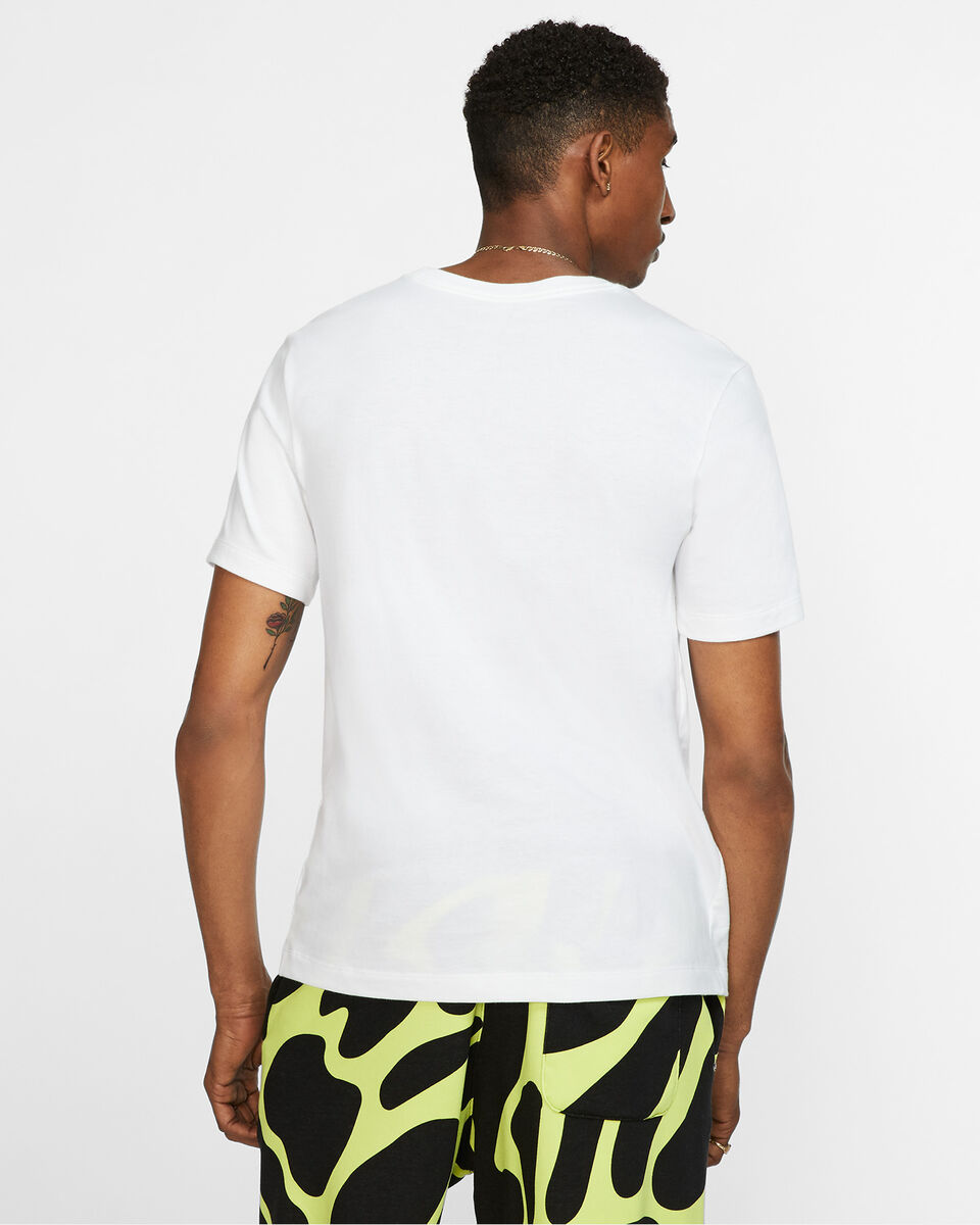 T-Shirt NIKE BIG SWOOSH M S5074370 scatto 3