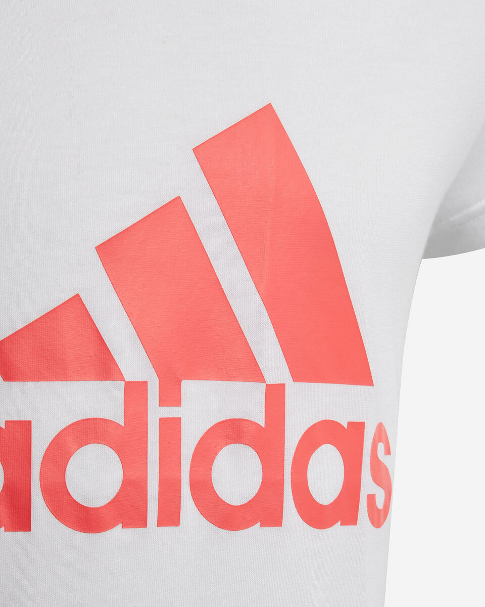 T-Shirt ADIDAS MUST HAVES BADGE OF SPORT JR S5149217 scatto 2
