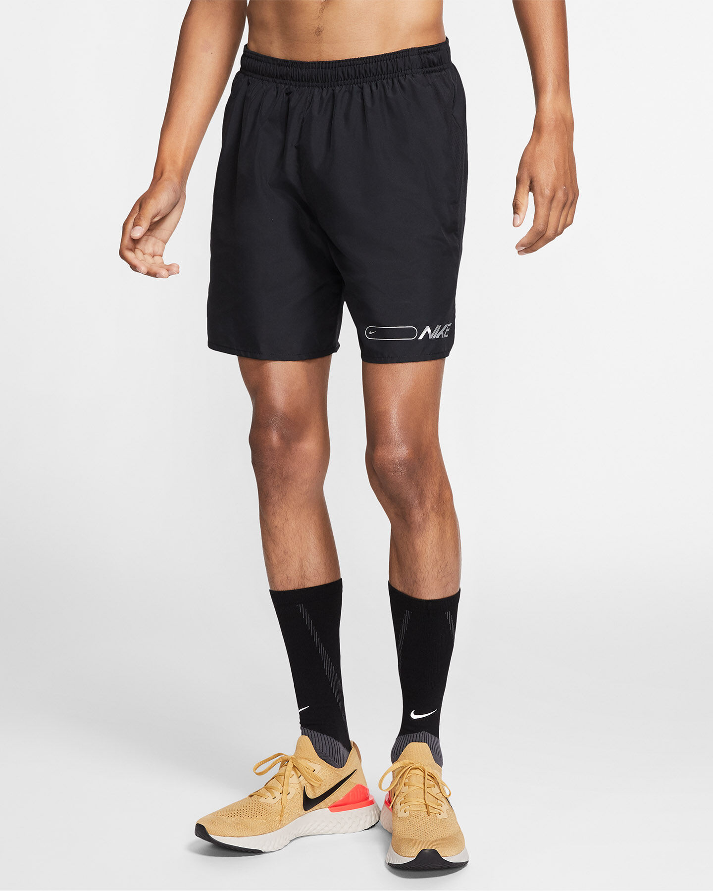 Short running NIKE AIR CHALLENGER 7IN M S5073959 scatto 3