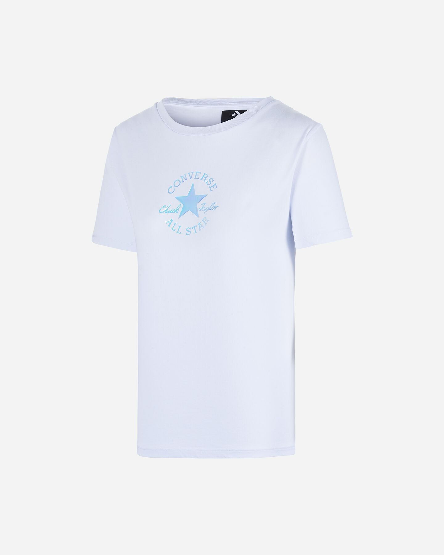 T-Shirt CONVERSE IRIDESCENT W S5181219 scatto 0