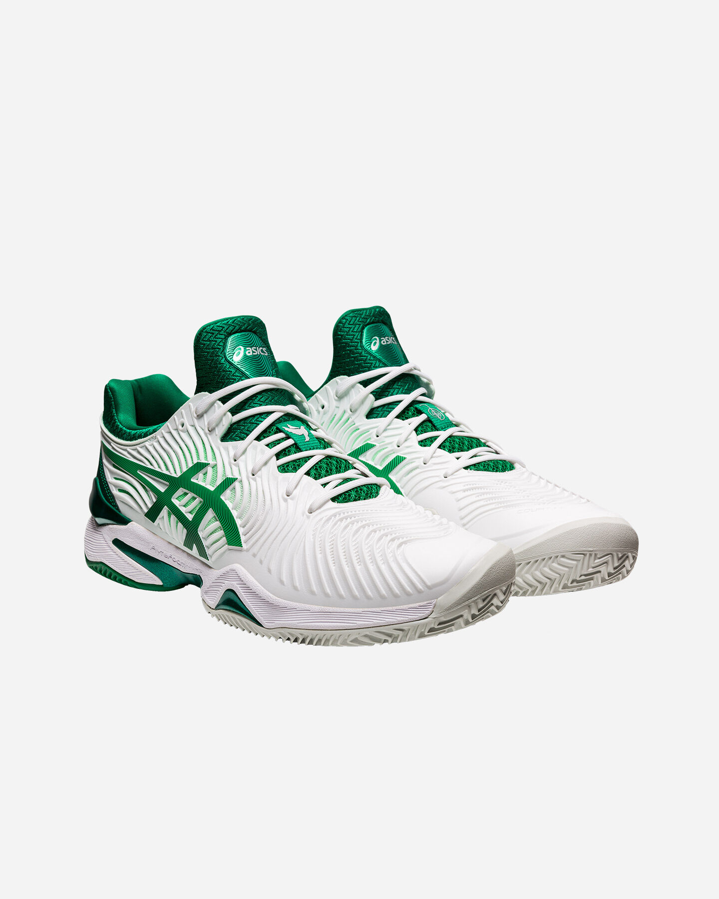 Scarpe tennis ASICS COURT FF NOVAK CLAY M S5281952 scatto 1
