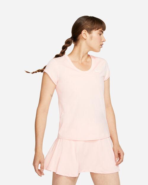 T-Shirt tennis NIKE COURT DRI-FIT W