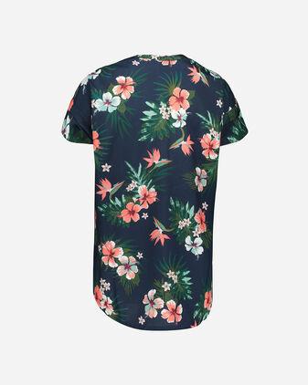 T-Shirt JACK WOLFSKIN VICTORIA TROPICAL W