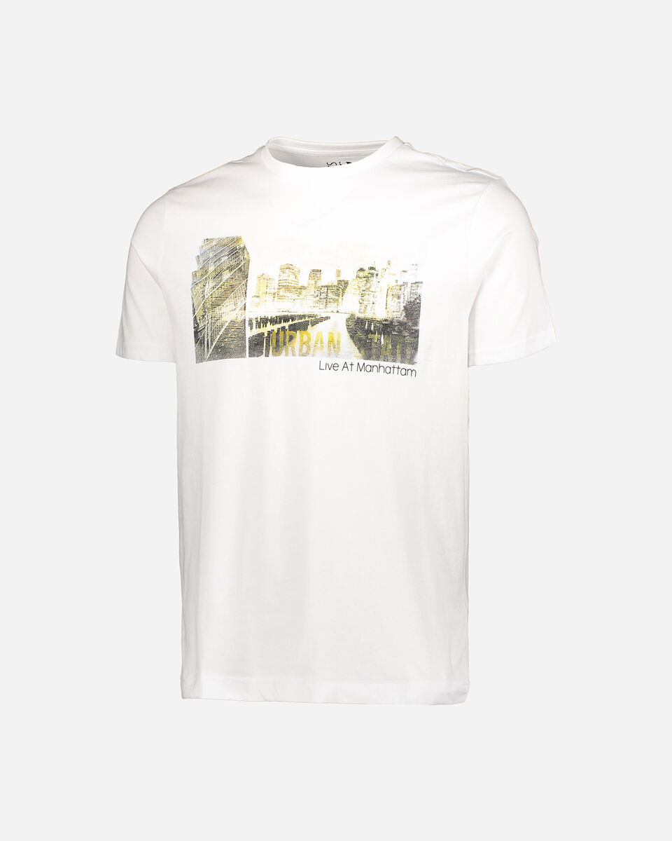 T-Shirt DACK'S PHOTO MANHATTAN M S4086902 scatto 0