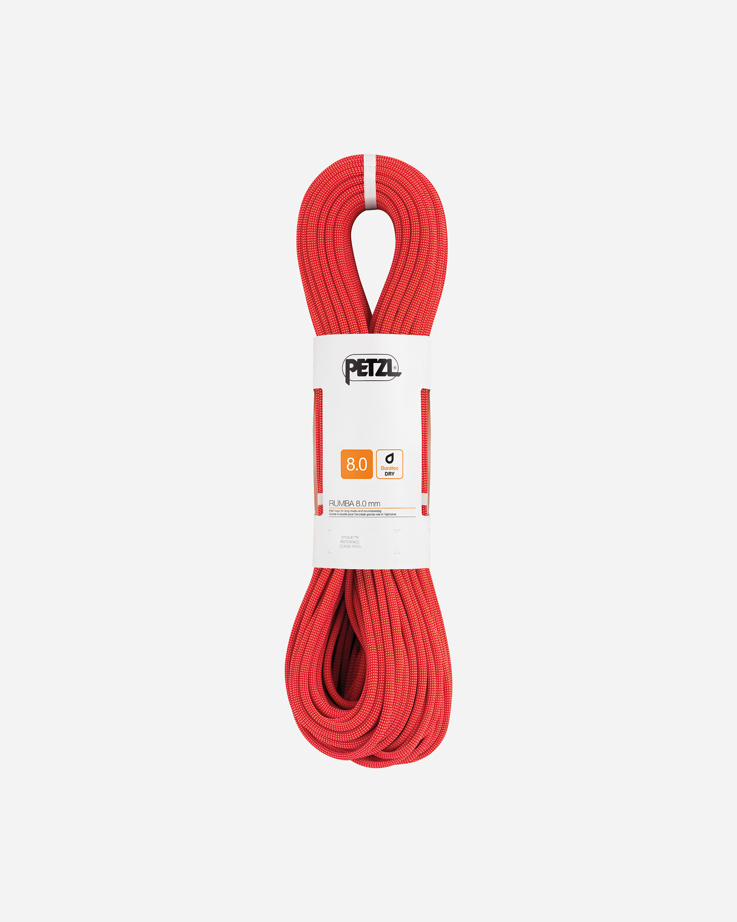 Corda PETZL CORDA PETZL RUMBA 8MM X 60MT R21BR S4014052 scatto 0