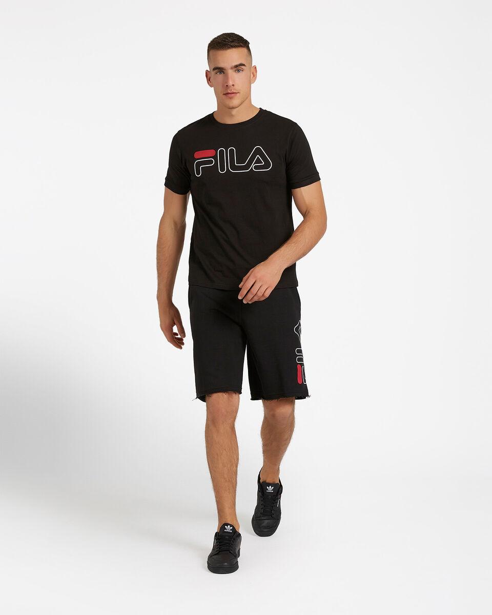 T-Shirt FILA BIG LOGO M S4067077 scatto 3