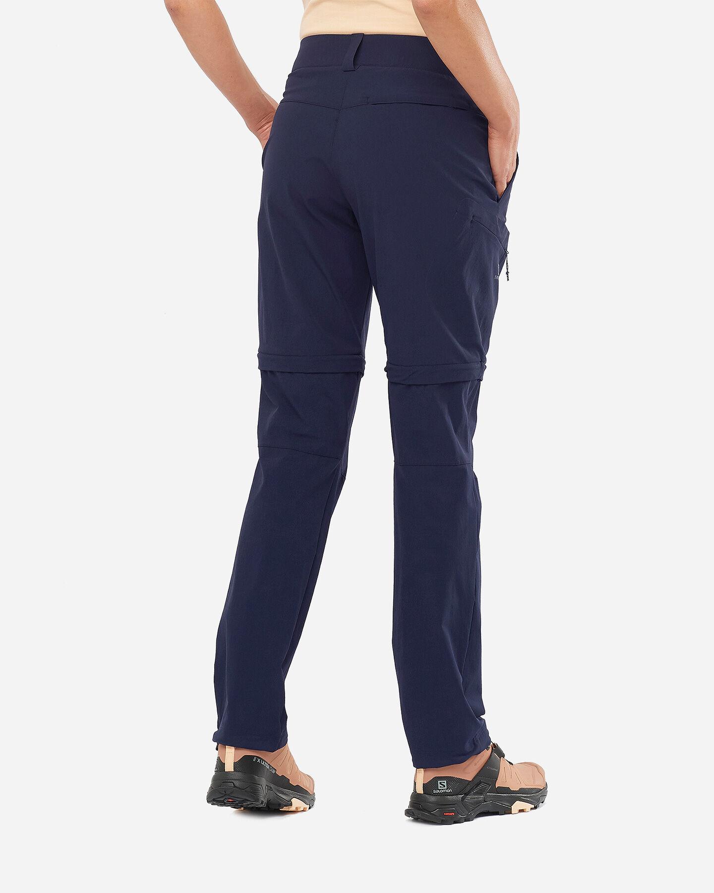 Pantalone outdoor SALOMON OUTLINE W S5288493 scatto 2