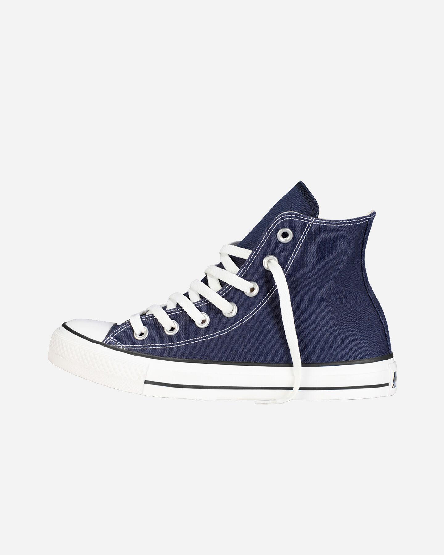 Scarpe sneakers CONVERSE CHUCK TAYLOR ALL STAR HI M S0680503 scatto 3