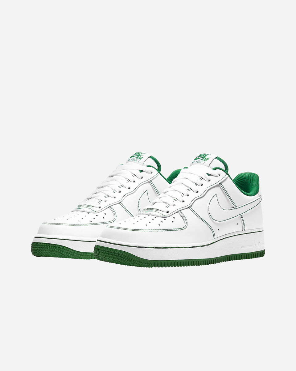Scarpe sneakers NIKE AIR FORCE 1 '07 M S5270400 scatto 1