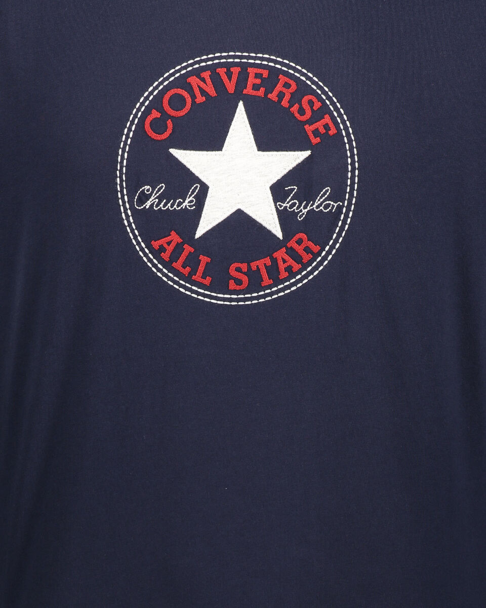 T-Shirt CONVERSE CHUCK CLASSIC M S5296118 scatto 2
