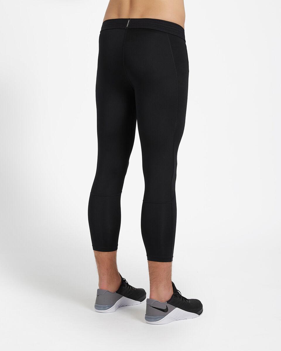 Pantalone training NIKE PRO M S5163150 scatto 1