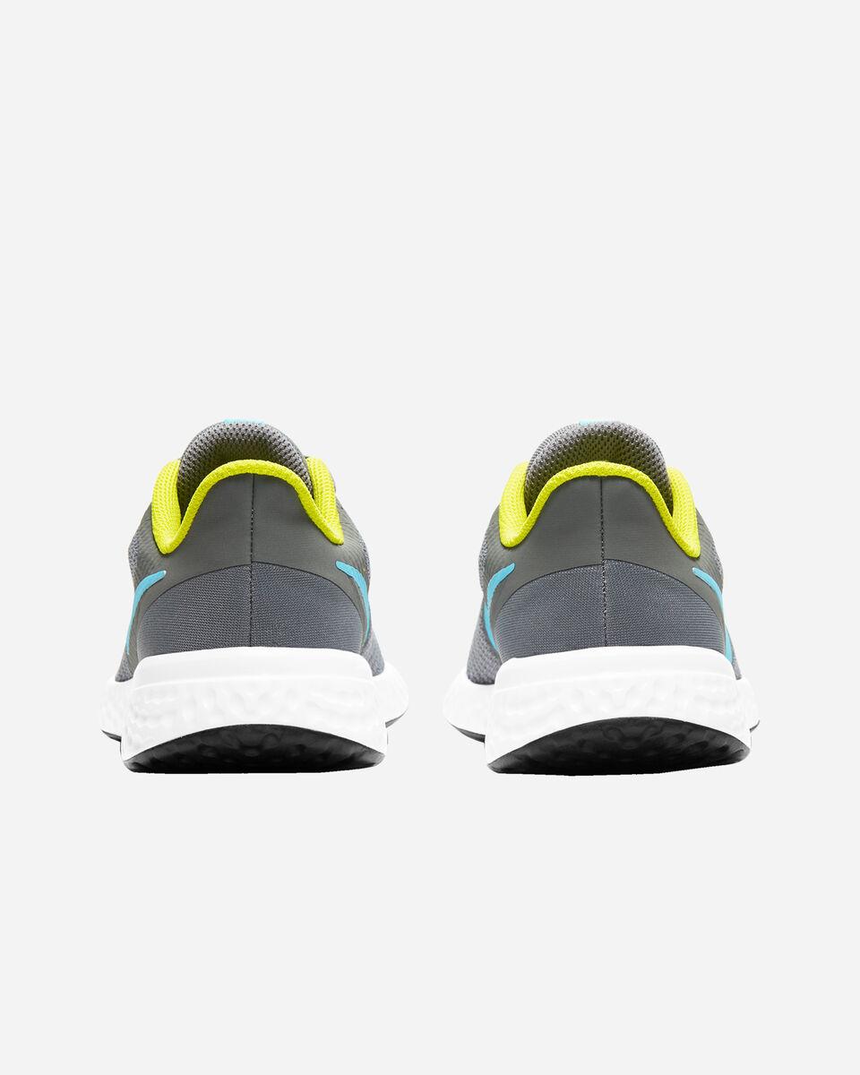 Scarpe sportive NIKE REVOLUTION 5 JR GS S5268027 scatto 4