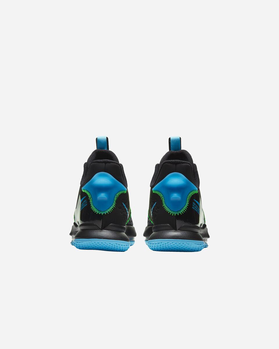 Scarpe basket NIKE LEBRON WITNESS V M S5268231 scatto 4