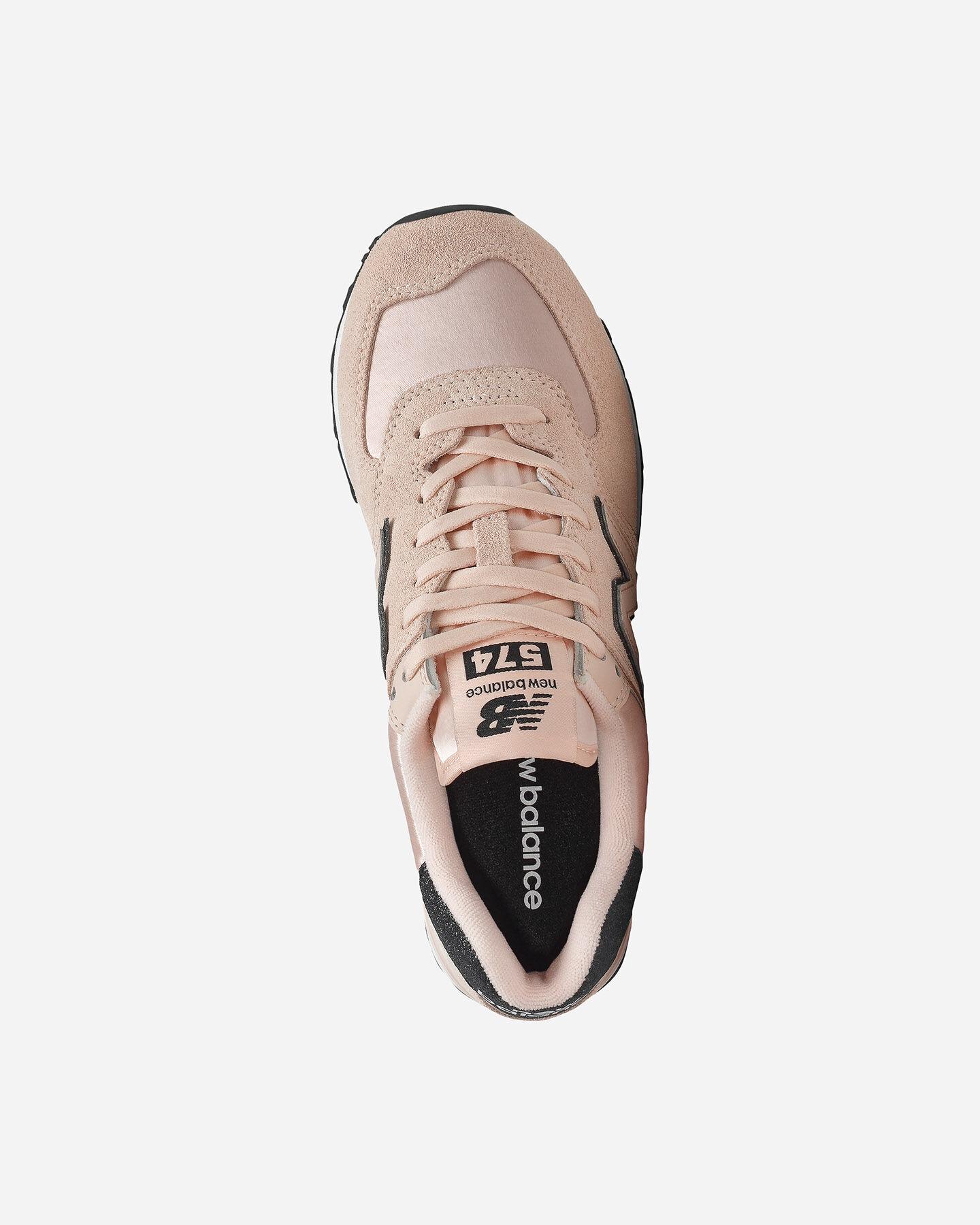 Scarpe sneakers NEW BALANCE 574 W S5290164 scatto 2