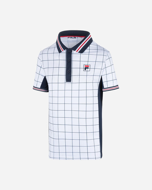 Polo tennis FILA TENNIS HERITAGE M