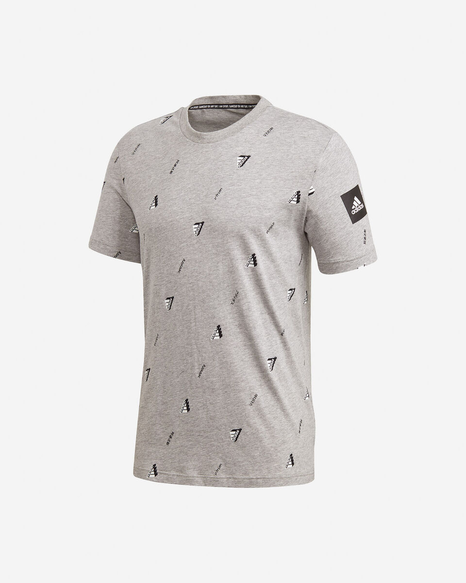 T-Shirt ADIDAS MUST HAVES GRAPHIC M S5149903 scatto 0