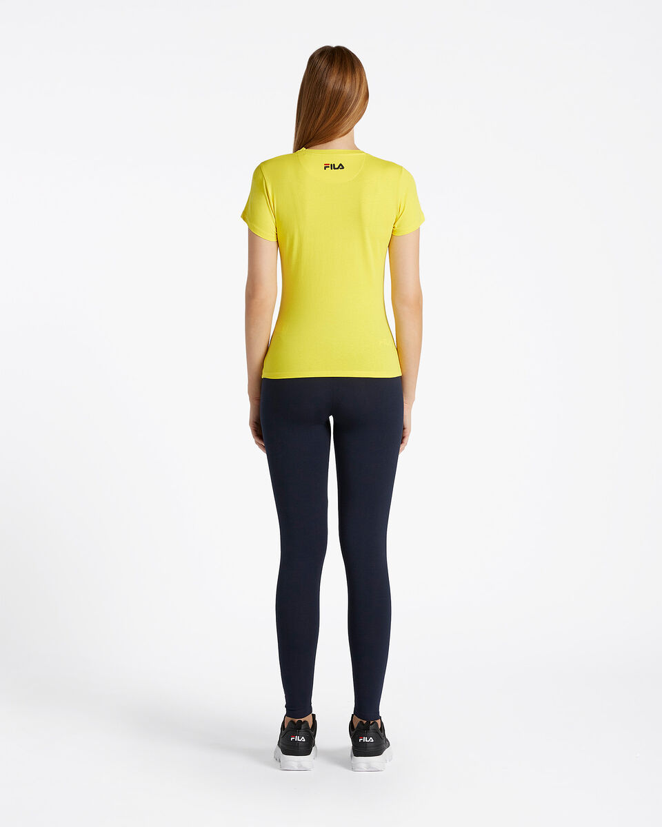 T-Shirt FILA LOGO W S4067235 scatto 2