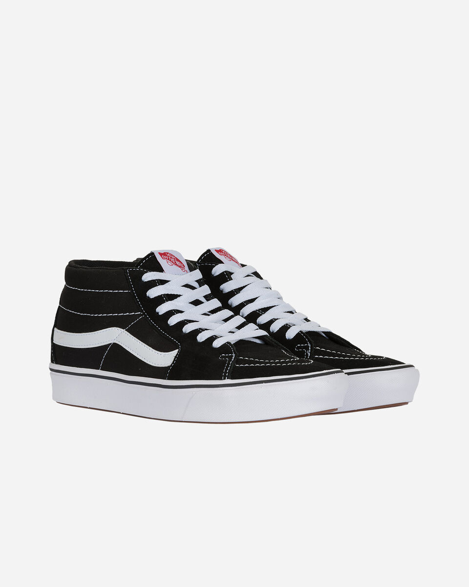 Scarpe sneakers VANS COMFYCUSH SK8-MID CLASSIC S5241257 scatto 1