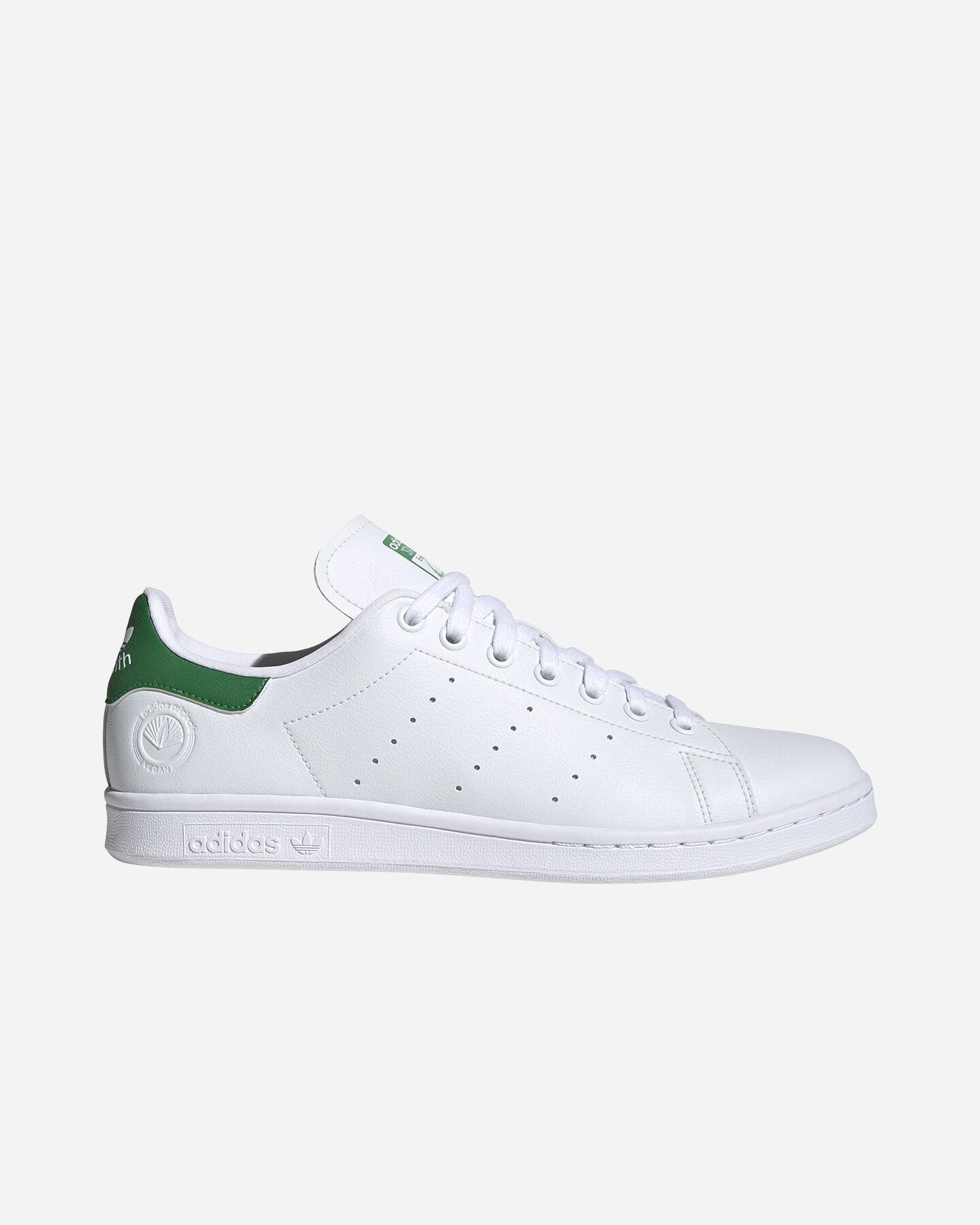Scarpe sneakers ADIDAS STAN SMITH VEGAN M S5208680 scatto 0
