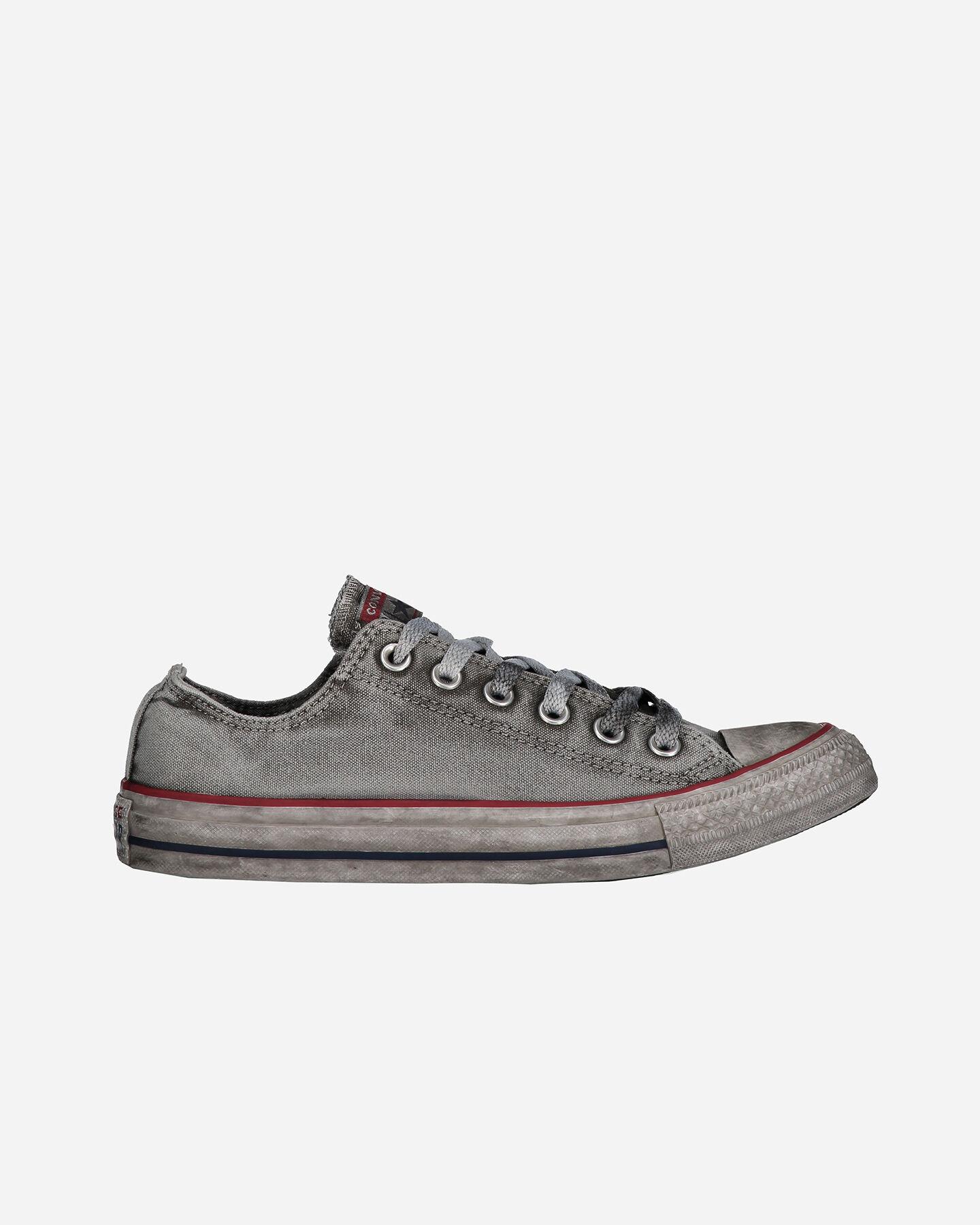 Scarpe sneakers CONVERSE CHUCK TAYLOR ALL STAR OX M S2007555 scatto 0