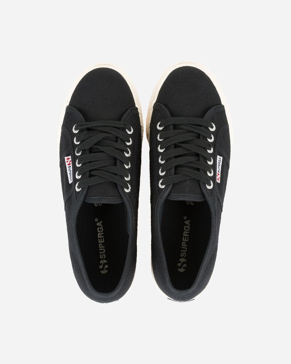 Scarpe sneakers SUPERGA 2790 COTU UP&DOWN W S4048164 scatto 3