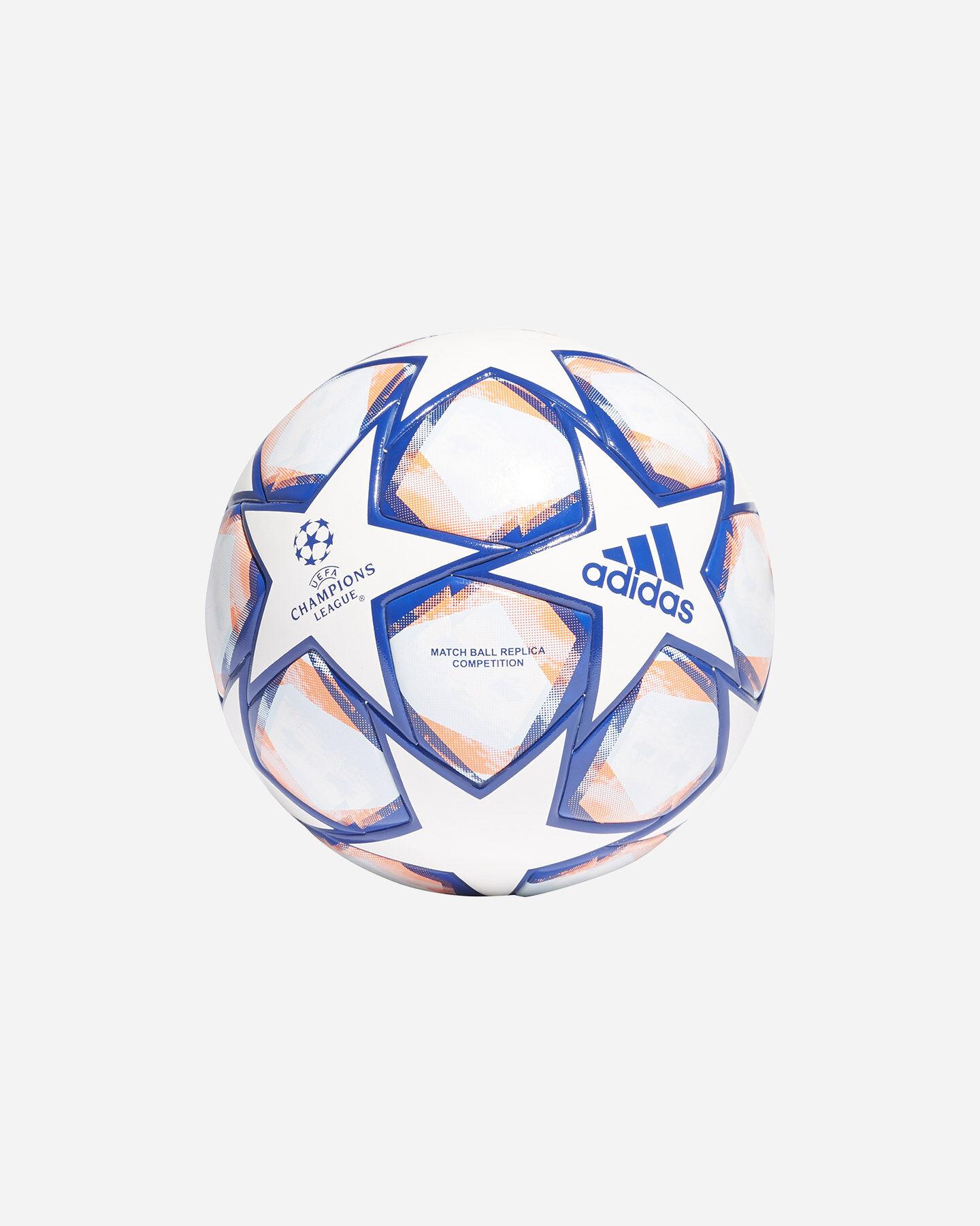 Pallone calcio ADIDAS FINALE COMP MIS.5 S5217708|UNI|5 scatto 0