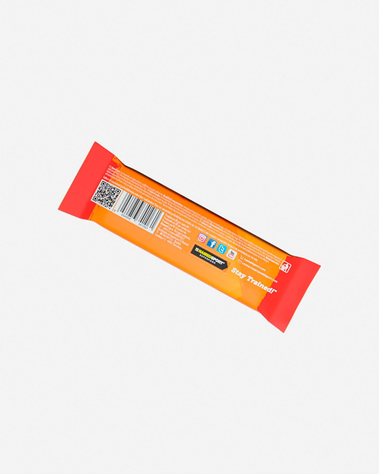 Energetico NAMED SPORT TOTAL ENERGY FRUITBAR YELLOW FRUITS 35G S1309096 1 UNI scatto 1