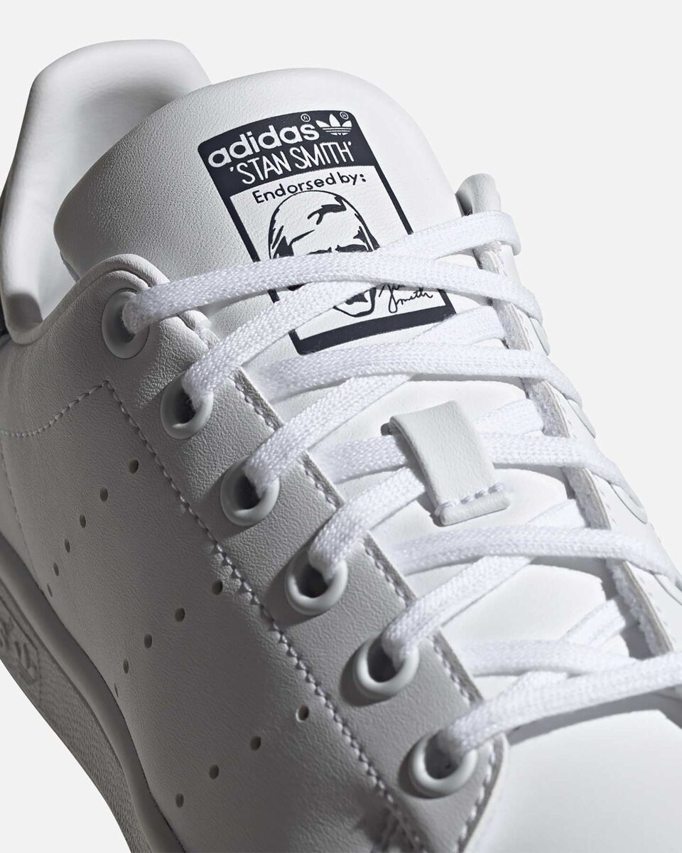 Scarpe sneakers ADIDAS STAN SMITH GS JR S5277483 scatto 5