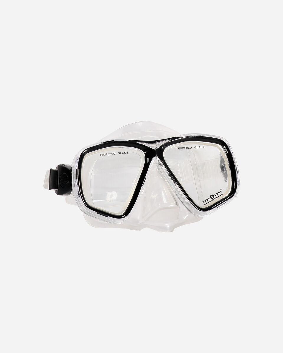 Kit snorkeling AQUALUNG SPORT ACAPULCO+BULA S1299381 101 UNI scatto 1