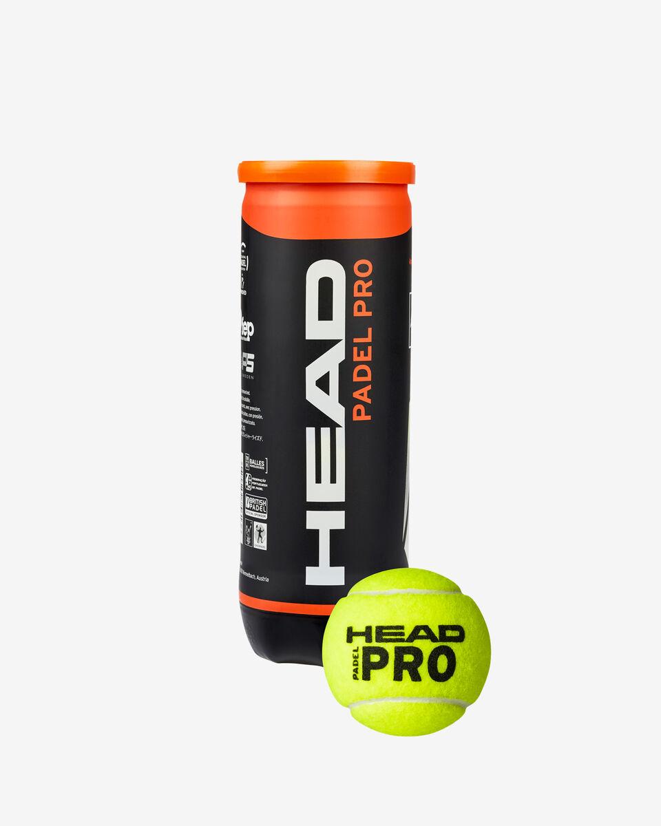 Palle tennis HEAD PRO PADEL S1311268|9999|UNI scatto 1